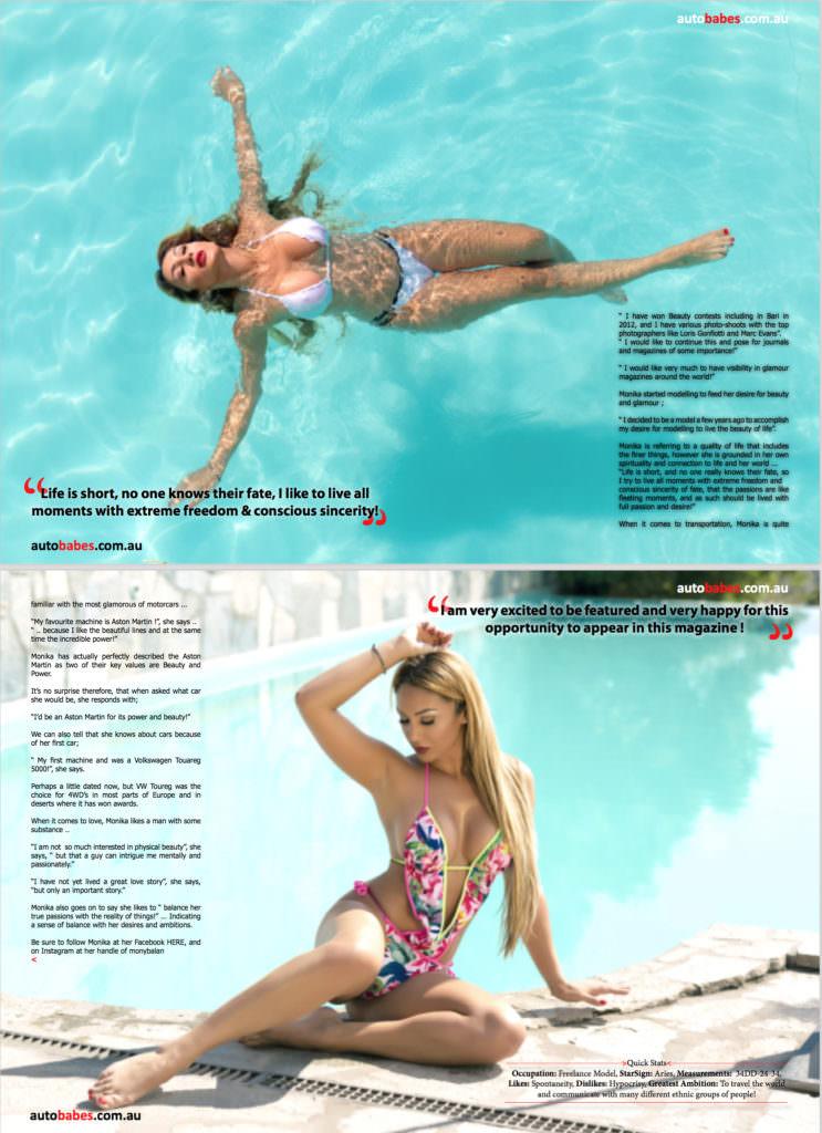 Autobabes Magazine Loris Gonfiotti