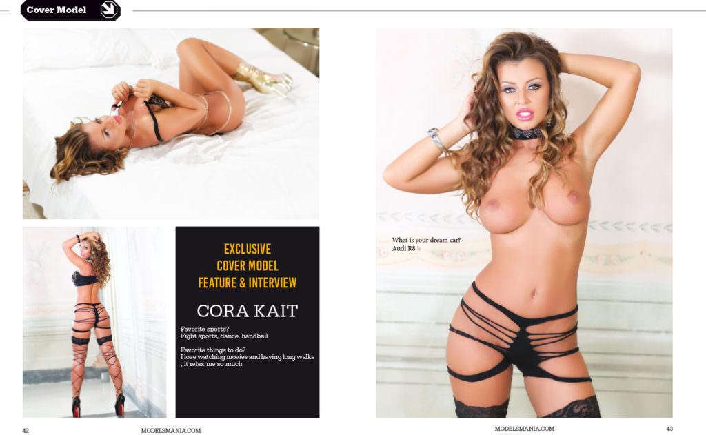 Modelsmania Magazine Loris Gonfiotti