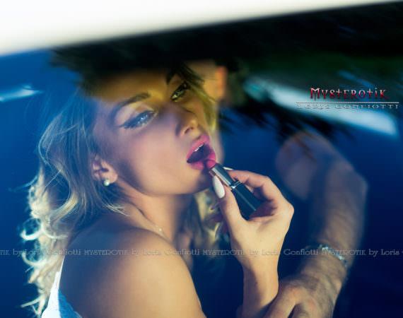 Mysterotik Feat. Jessica Blaund - Loris Gonfiotti
