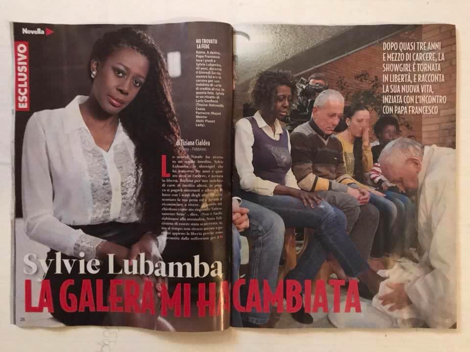 Novella 2000 Sylvie Lubamba Loris Gonfiotti Ph.