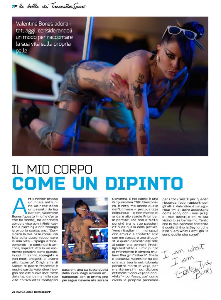 Tremilasport Friuli Venezia Giulia n.04 02-03-2016